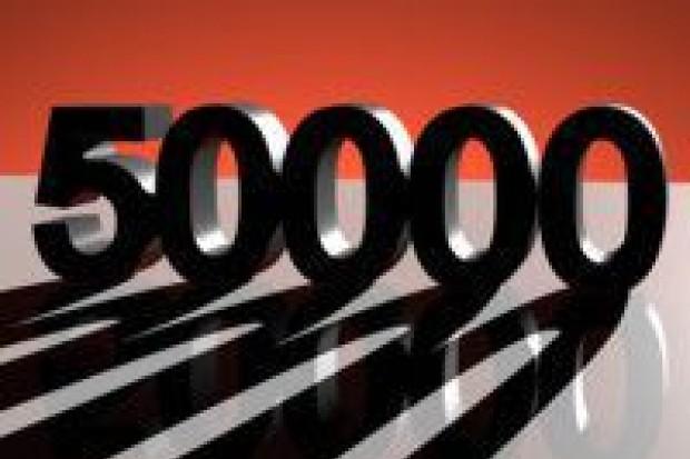 10, 30, 50 tysięcy wejść!