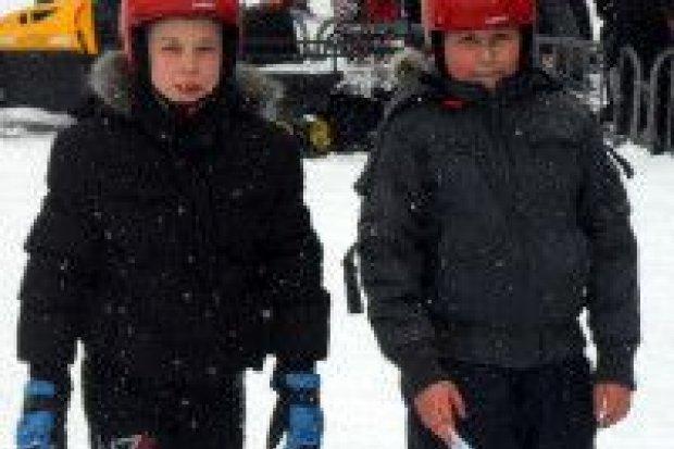 Młodzi strażacy w Karpaczu