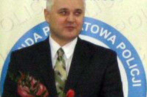 Artur Ciupa szefem policji w Lubaniu
