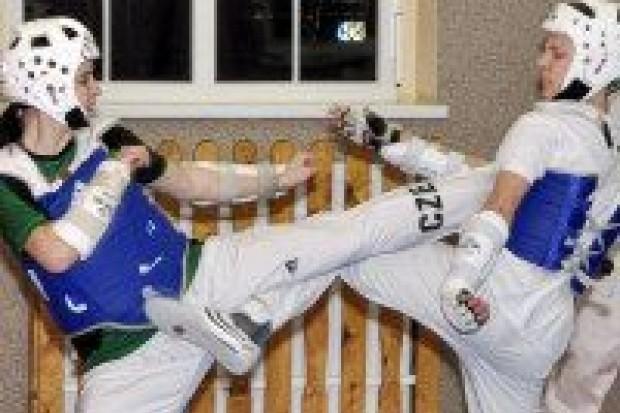 Czescy taekwondocy w Bolesławcu