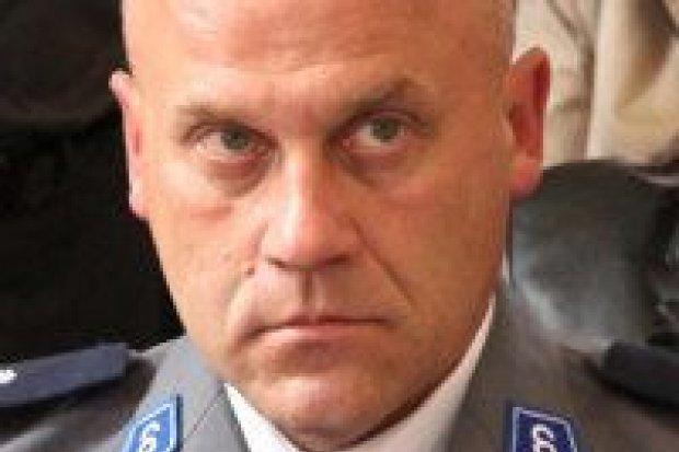 Artur Krawczyk wiceszefem bolesławieckiej policji