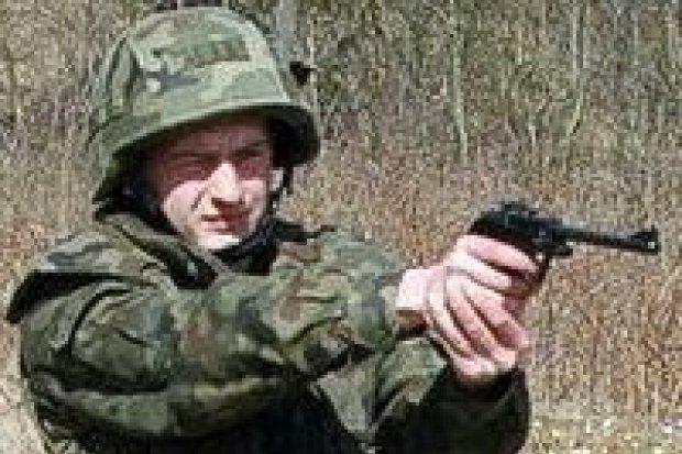 Obozy szkoleniowe dla uczniów klas wojskowych