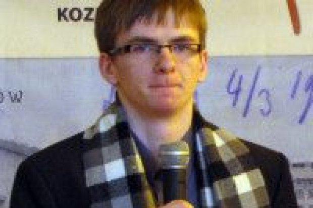 Jarosław Kojder w finale konkursu recytatorskiego!