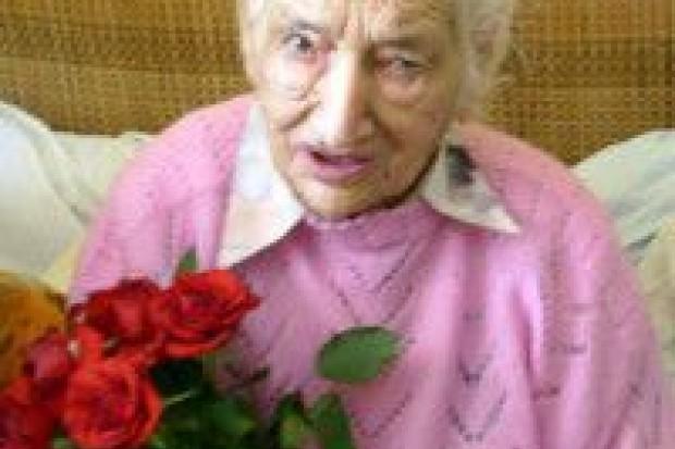 Mieszkanka Tomisławia ma 102 lata
