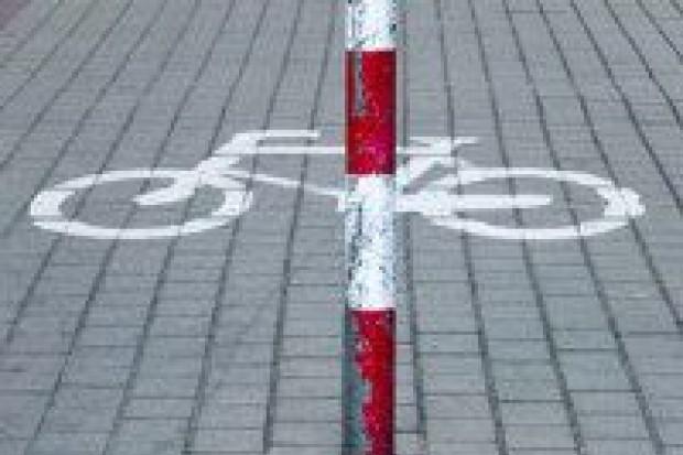 Bezsensowne ścieżki rowerowe w mieście