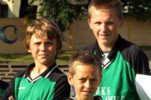 Młodzicy BKS Mistrzami Okręgu