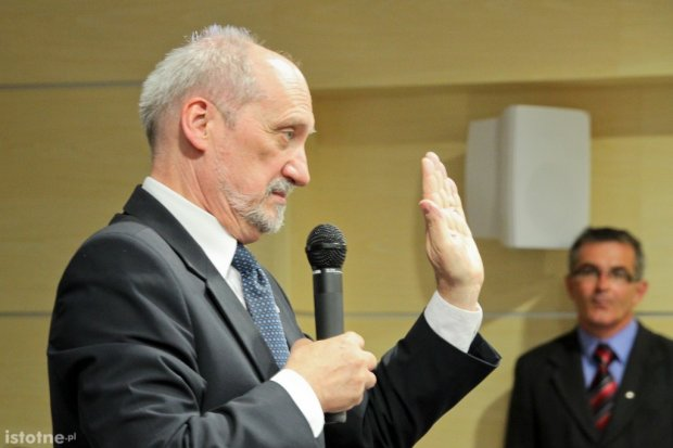 Przyjdziesz na spotkanie z Antonim Macierewiczem w Bolesławcu?