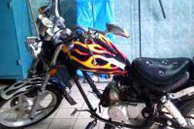 Zarejestrował motocykl jako motorower