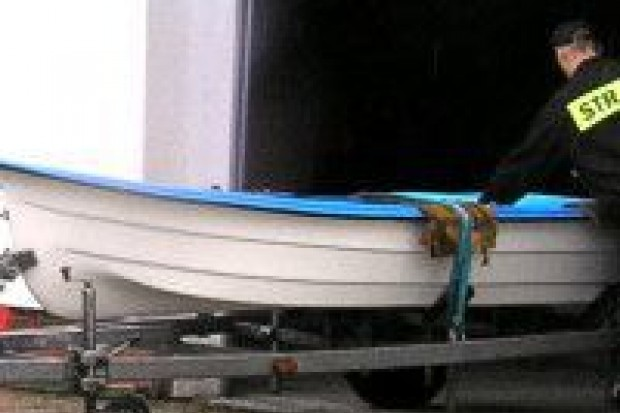 Bolesławieccy strażacy mają łódź ratunkową