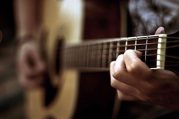 Ferie z gitarą w MDK