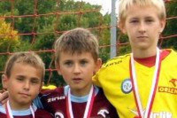 Piłkarze UKS Kusy drudzy na Dolnym Śląsku