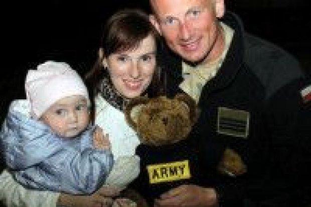 Żołnierze powrócili z misji w Afganistanie