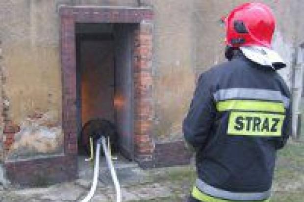 Pożar na Kosiby