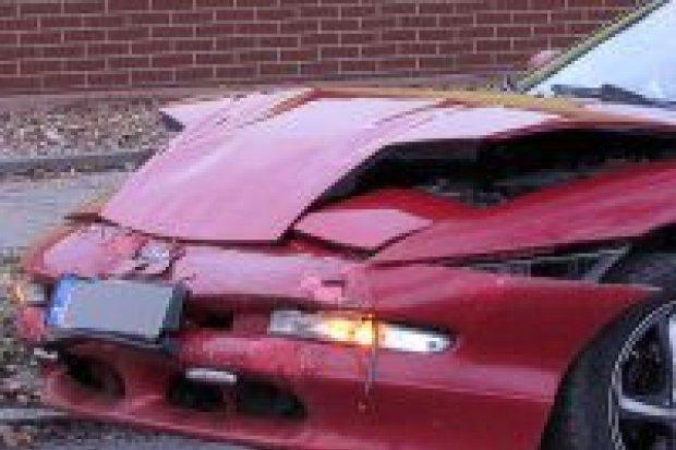 Ford najechał na BMW