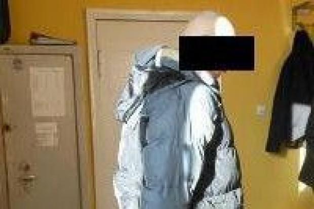 Sprawca napadu rabunkowego aresztowany