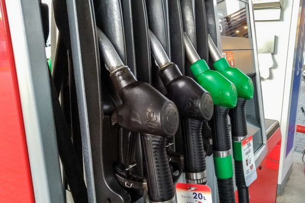 Recydywista ukradł ponad 3 tys. liltrów paliwa i wpadł z psychotropami