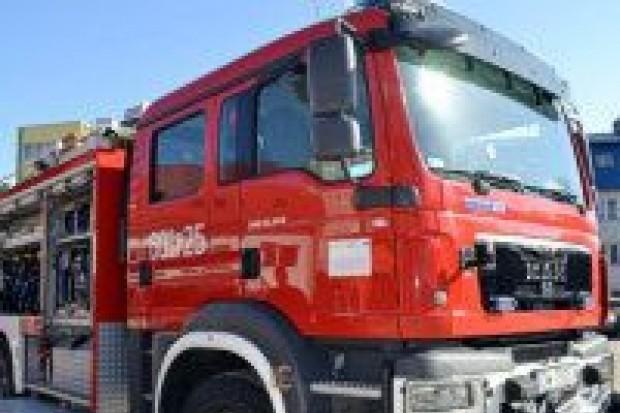 Nowy sprzęt dla bolesławieckich strażaków