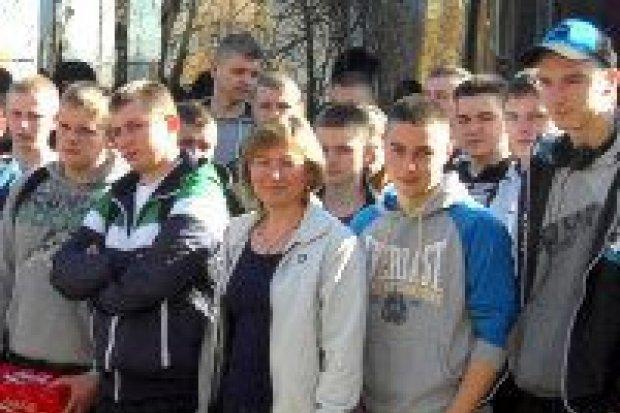 Uczniowie ZSB wyjechali na praktyki do Niemiec
