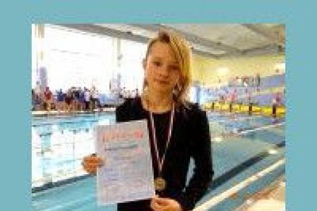 Sukcesy pływaków UKS Oxpress