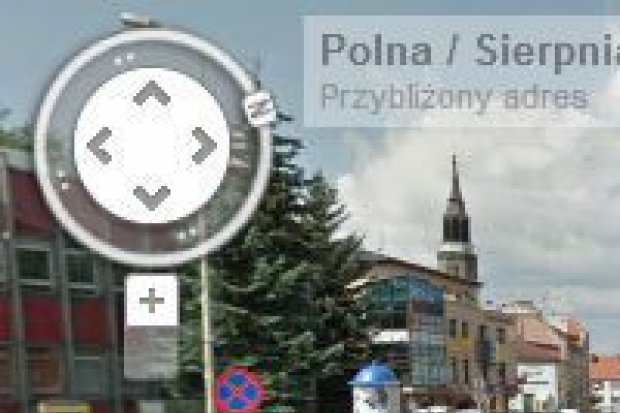 Bolesławiec nareszcie w Google Street View!