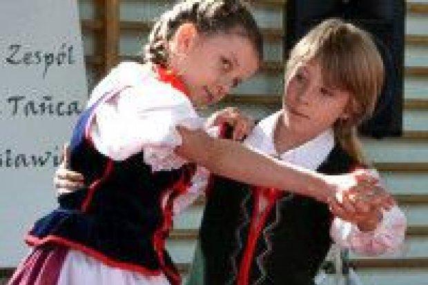 Mały Bolesławiec zatańczył w SP nr 5