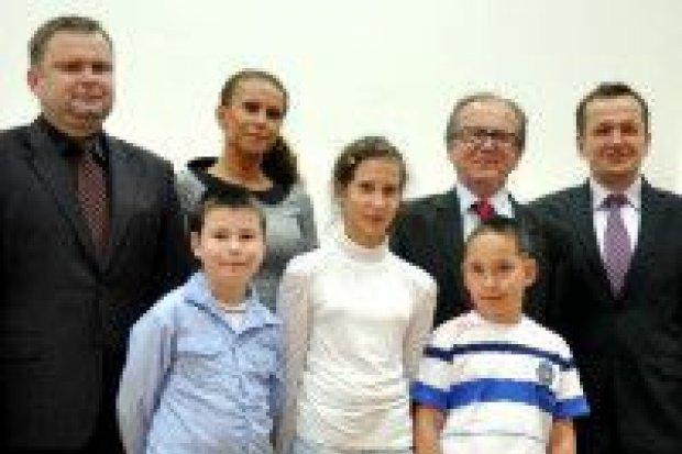 Laureaci konkursu ekologicznego PWiK