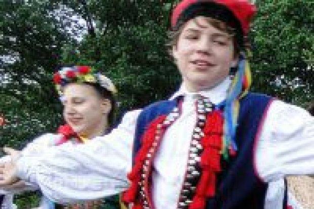 Spektakl muzyczno-taneczny w Ocicach