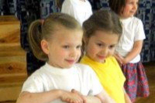 Najmłodsze Skrzaty zatańczyły w MDK-u