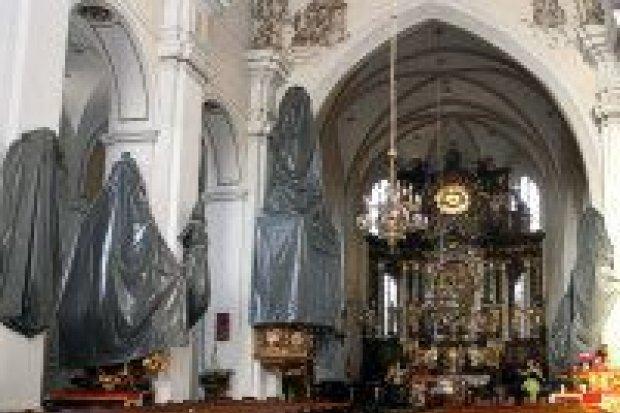 Bolesławiecka Bazylika Maryjna: projekt transgraniczny na półmetku