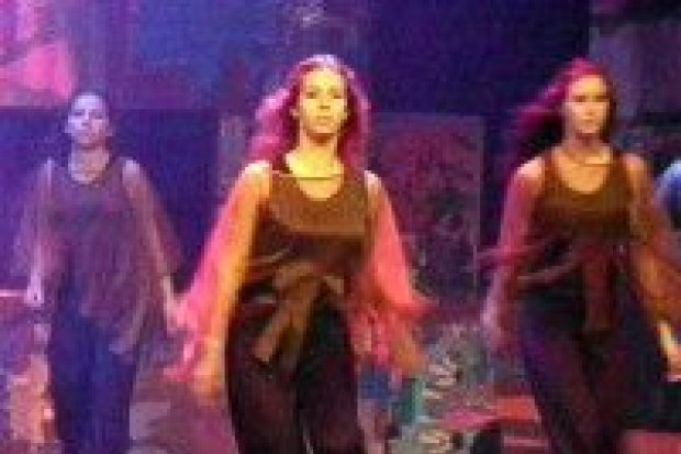 Taneczne sukcesy grup Etiuda i Modus