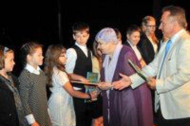 Uczniowie nagrodzeni za szczególne osiągnięcia