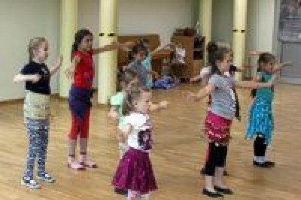 Odkryły magię tańca orientalnego
