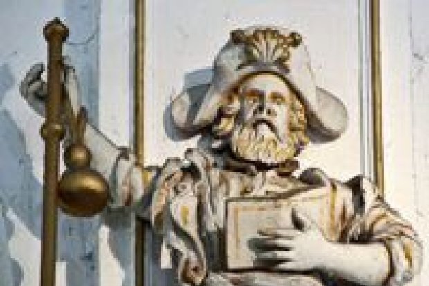 Imponująca iluminacja zabytków w Bazylice