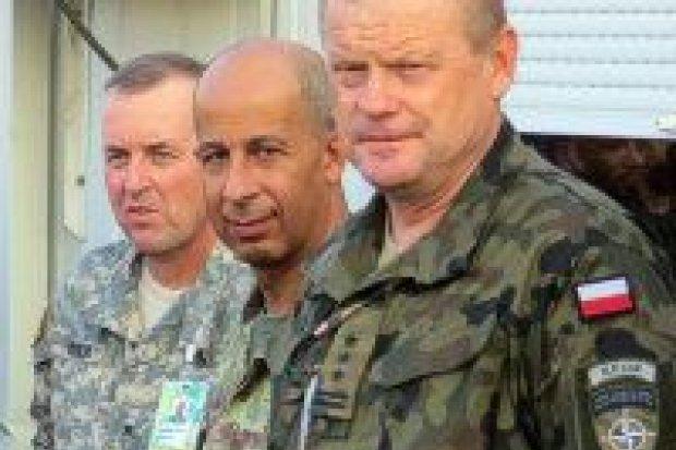 Płk Lorenc starszym oficerem narodowym
