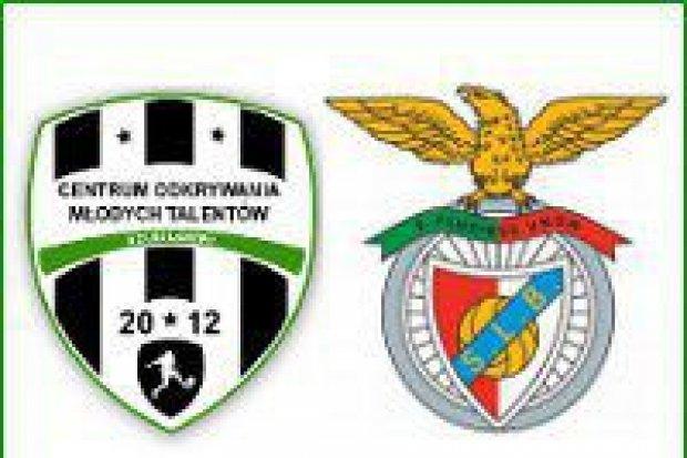 Piłkarze COMT 2012 zagrają z SL Benfica!