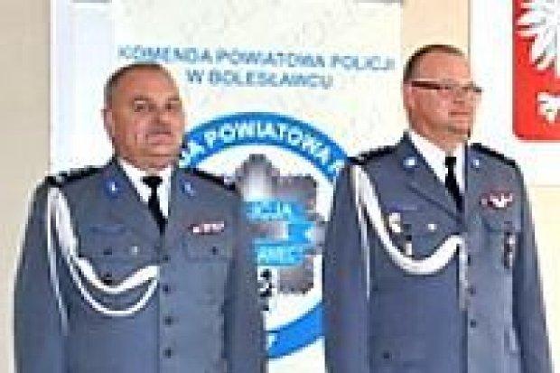 Henryk Stefanko nowym komendantem policji