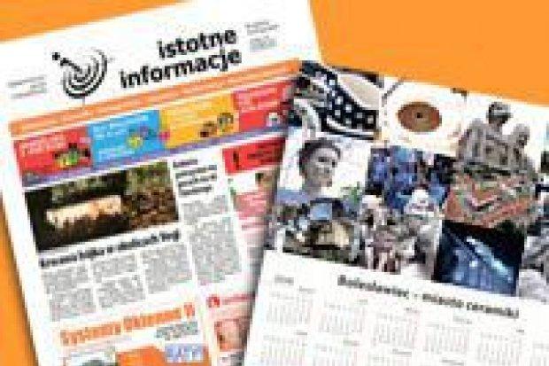 32 strony gazety na BŚC i kalendarz w prezencie