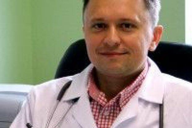 Nowy lekarz w przychodni przy ul. Staszica
