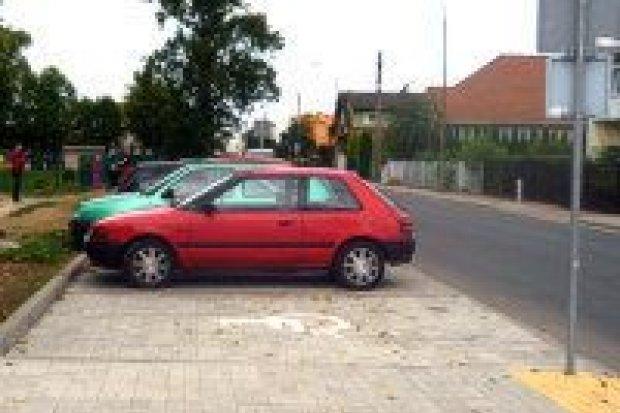 Więcej miejsc parkingowych przy Góralskiej