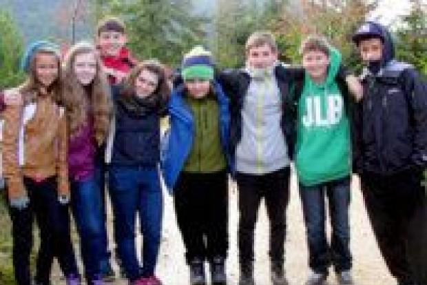 Uczniowie MZS nr 1 w Jakuszycach