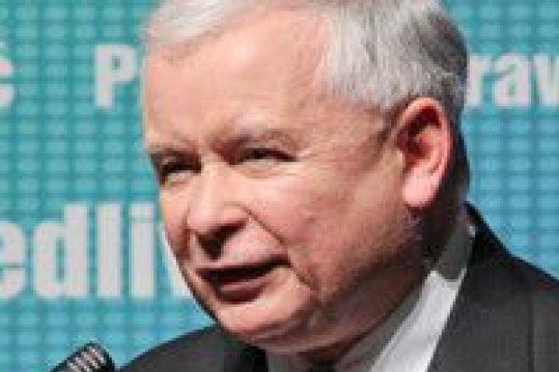 Katastrofa: Kaczyński w Bolesławcu