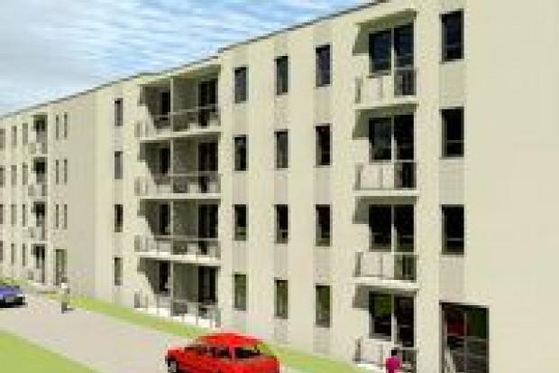 80 nowych mieszkań przy Staroszkolnej za pieniądze z obligacji