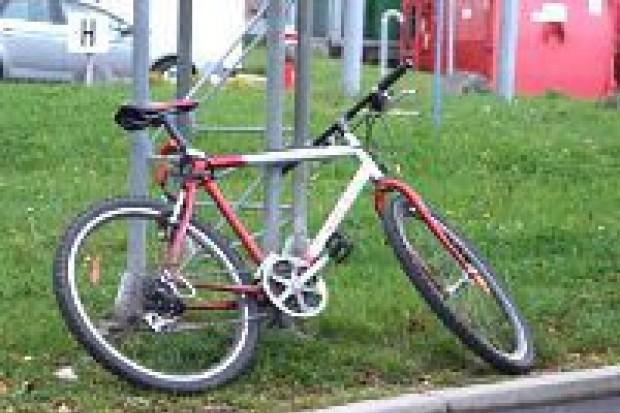 Rowerzystka potrącona przy Kauflandzie
