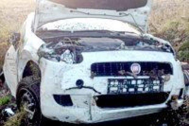 Wypadek w Nowogrodźcu, jedna osoba ranna