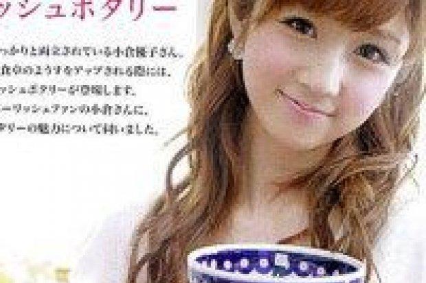 Książka o naszej ceramice podbija Japonię