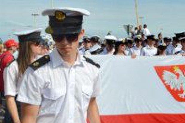 Bolesławianin oficerem łącznikowym na Darze Młodzieży