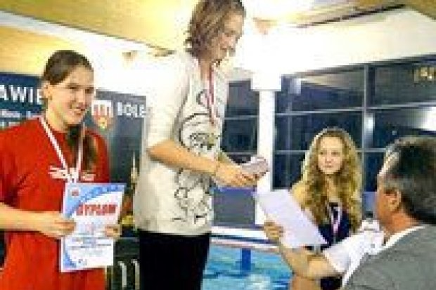 Znamy najlepszych pływaków