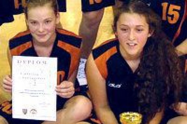 Gimnazjum w Nowogrodźcu i GS nr 1 najlepsze w koszykówce