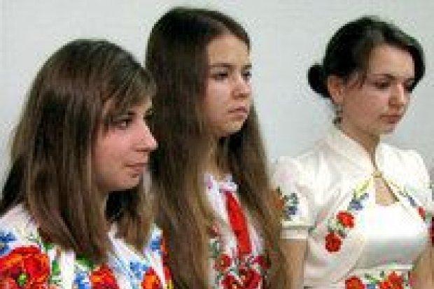 Uczennice z Ukrainy z rewizytą w Bolesławcu