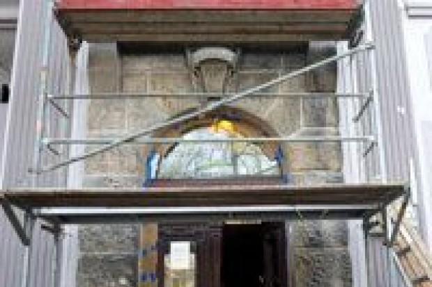 Trwa remont Muzeum Ceramiki